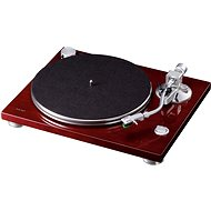 Teac TN-3B, Red-Brown - Turntable