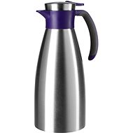 Tefal Jug 1.5l SOFT GRIP stainless steel - blackberry