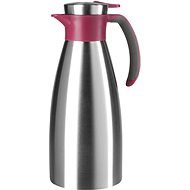 Tefal Jug 1.5l SOFT GRIP stainless steel - raspberry - Thermos