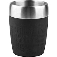 Tefal Travel Mug 0.2l TRAVEL CUP stainless steel/black - Thermal Mug