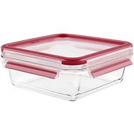 Tefal Box 0.9l MASTERSEAL GLASS square glass - Container