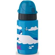 TEFAL DRINK2GO stainless steel bottle 0.4l blue-penguin - Láhev na pití