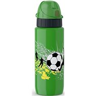 TEFAL DRINK2GO stainless steel bottle 0.6l green-football - Drink bottle