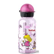 TEFAL KIDS Bottle Tritan 0.4 l Pink-Princess - Láhev na pití
