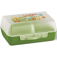 TEFAL VARIOBOLO CLIPBOX green/translucent - foxes and forest - Container