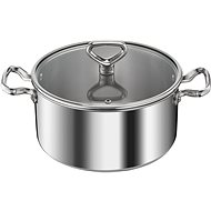 Tefal Pot 24cm RESERVE Collection Triply E4764644 - Pot
