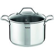 Tefal Tall Stockpot 22cm with Lid Intuition A7027984 - Pot