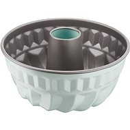 Tefal COLOUR EDITION Green Stainless-Steel Kugelhopf Mould 22cm - Baking Mould