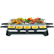 Tefal PR457812 Raclette Inox & Design - Electric Grill