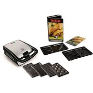 Tefal Snack Collection 4-in-1 SW854D16 + Tefal ACC Snack Collection Club SDW Box - Appliance Set