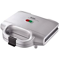 Tefal Ultracompact Silver shell SM159131 - Toasted sandwich maker