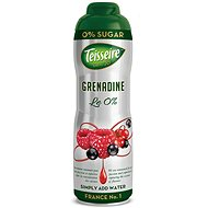 Teenseire Grenadine 0.6l 0% - Syrup