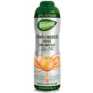 Teisseire Pink Grapefruit 0,6l 0% - Syrup