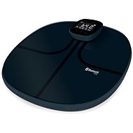 Terraillon Web Coach Easy View - Black - Bathroom scales