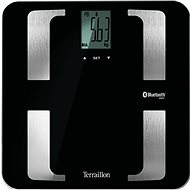 Terraillon Web Coach PRIME - Black - Bathroom scales