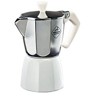 Tescoma PALOMA Colore coffee machine, 6 cups, white - Moka Pot