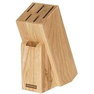 TESCOMA WOODY block, for 5 knives and scissors - Knife Block