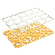 TESCOMA DELICIA Easter Cookie Cutting Sheet 630886.00 - Biscuit Cutters