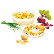 TESCOMA PURITY MicroWave Dish for Potatoes and Chips - Microwave-Safe Dishes