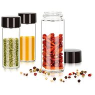 TESCOMA SEASON Spices 3 pcs, Anthracite - Spice Container Set