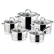 PRESIDENT Tescoma cookware set, 10 parts 780210.00