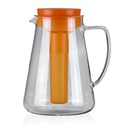 Tescoma Jug TEO 2.5ls for warm and cool drinks, orange 646628.17 - Pitcher