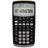 TEXAS Instrument TI BA II PLUS - Calculator