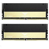 T-FORCE 16GB KIT DDR4 3600MHz CL18 XTREEM golden series - System Memory