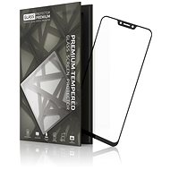 Tempered Glass Protector Frame for ASUS Zenfone 5 ZE620KL Black - Glass protector