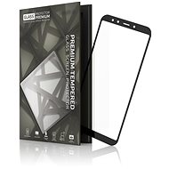 Tempered Glass Protector Frame for Xiaomi Mi A2 Black