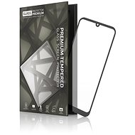 Tempered Glass Protector Frame for Honor 8A Black
