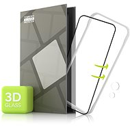 Tempered Glass Protector for Xiaomi Mi 11 - 3D Glass, Black + Camera Glass - Glass protector
