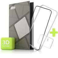 Tempered Glass Protector for Xiaomi Mi 11 Ultra - 3D GLASS + Camera Glass - Glass protector