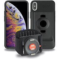 TigraSport FitClic Neo Runner Kit iPhone XS Max - Mobile Case