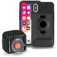 TigraSport FitClic Neo Runner Kit iPhone X / XS - Mobile Phone Holder