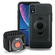 TigraSport FitClic Neo Runner Kit iPhone XR - Mobile Phone Holder