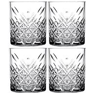 Pasabahce Whiskey glass 345ml TIMELESS 4pcs