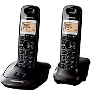 Panasonic KX-TG2512FXT DECT DUO - Two Digital Cordless Home Phones