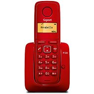 Gigaset A120 Red - Home Phone