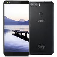 Gigaset GS370 Jet Black - Mobile Phone
