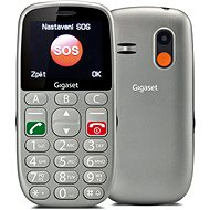 Gigaset GL390, Grey - Mobile Phone