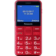 Panasonic KX-TU150EX red - Mobile Phone