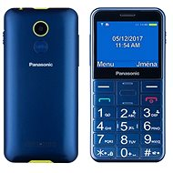 Panasonic KX-TU150EX blue - Mobile Phone