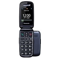 Panasonic KX-TU456EXCE blue - Mobile Phone