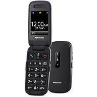 Panasonic KX-TU446EXB Black - Mobile Phone