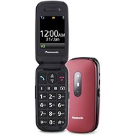 Panasonic KX-TU446EXR Red - Mobile Phone