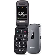 Panasonic KX-TU446EXG Grey - Mobile Phone