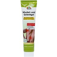 SUNLIFE muscle massage gel 100 ml - Gel for Sore Muscles