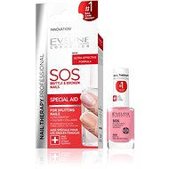 EVELINE Cosmetics Nail Spa SOS brittle and broken nails 12ml - Air Conditioner