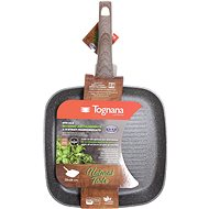 Tognana Square Grill 28x28cm NATURAL TASTE - Grilling Pan